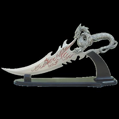 Fire-Breathing Dragon Dagger