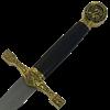 Gold Excalibur Dagger
