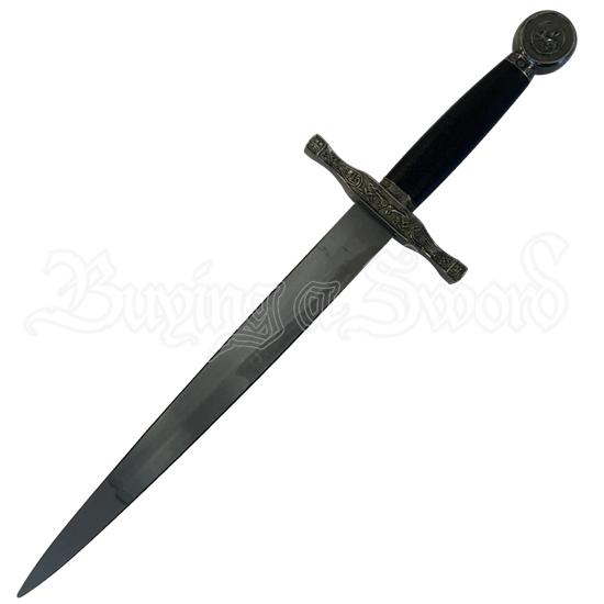 Silver Excalibur Dagger