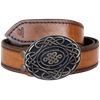 Celtic Knot Buckle Belt