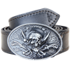 Jolly Roger Buckle Belt
