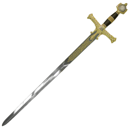 Silver King Solomon Sword