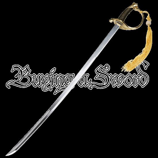 USMC NCO Gold Sword