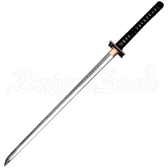 Dragon Etched Ninjato