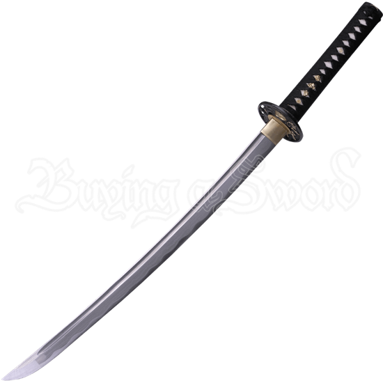 Mythical Water Dragon Sword