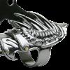 Black Bladed Finger Armor