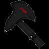 Black Steel Combat Hand-Axe