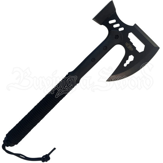 Black Survival Hammer Axe