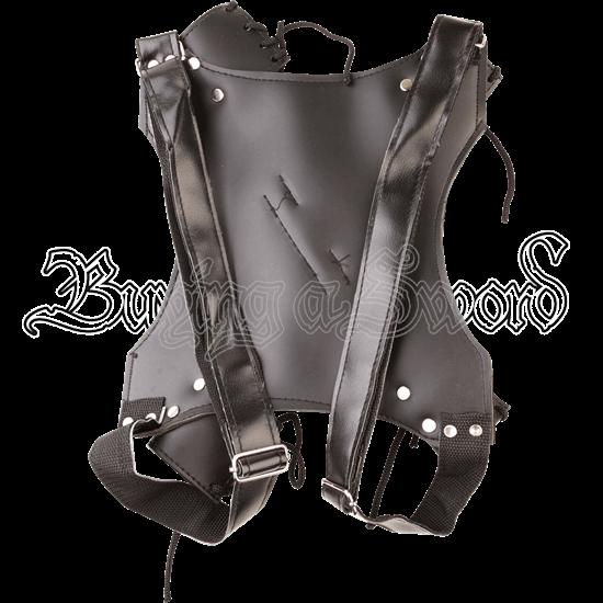 Universal Twin Blade Shoulder Harness