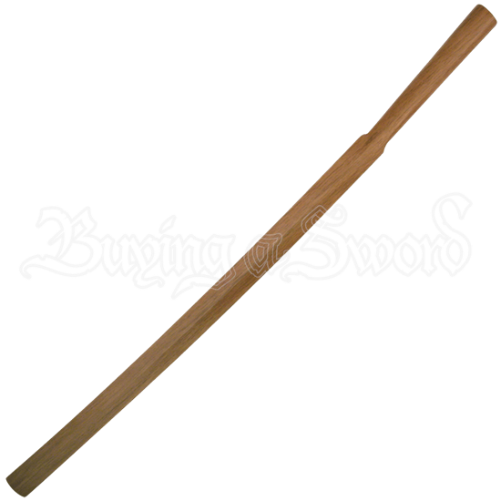 Red Oak Suburito Sword