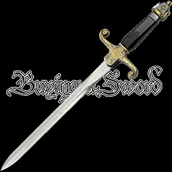 Treasure of Poseidon Dagger