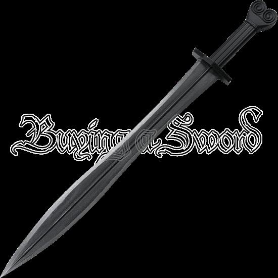 Black Greek Hoplite Sword