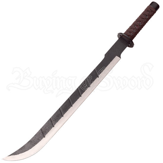 Rough Finish Short Sword