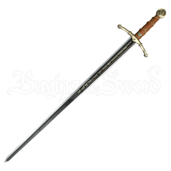Crusader's Holy Sword