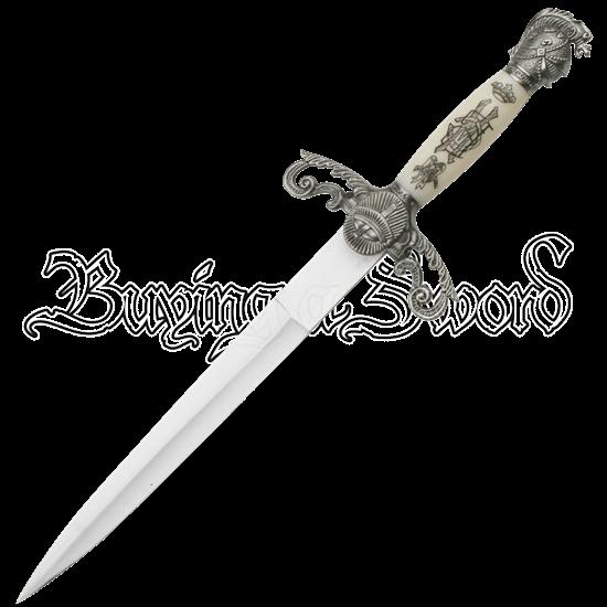 Ornate Medieval Dagger