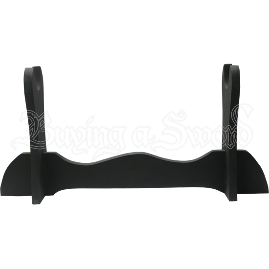 Single Sword Table Top Stand