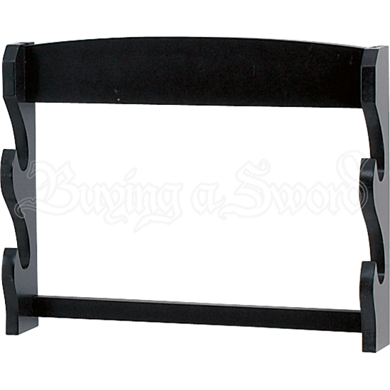 Double Sword Wall Mounted Rack