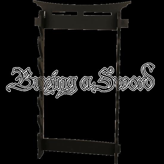 Torii Gate Sword Stand