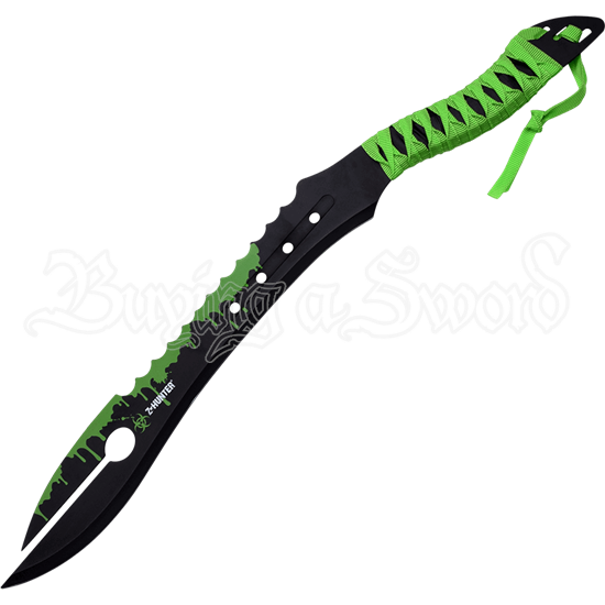 Forked Blade Apocalypse Short Sword