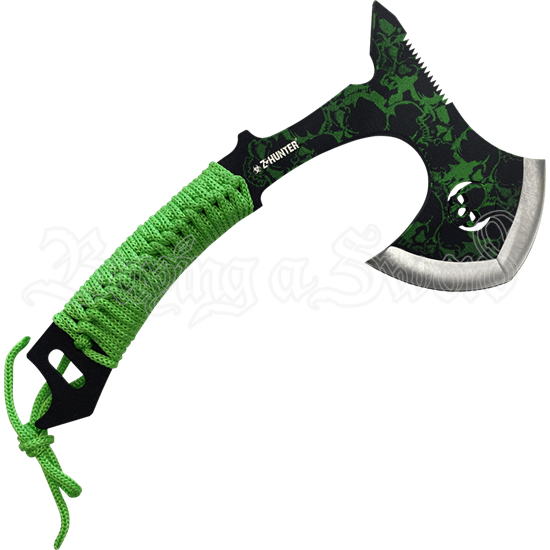 Zombie Slayer Hand Axe