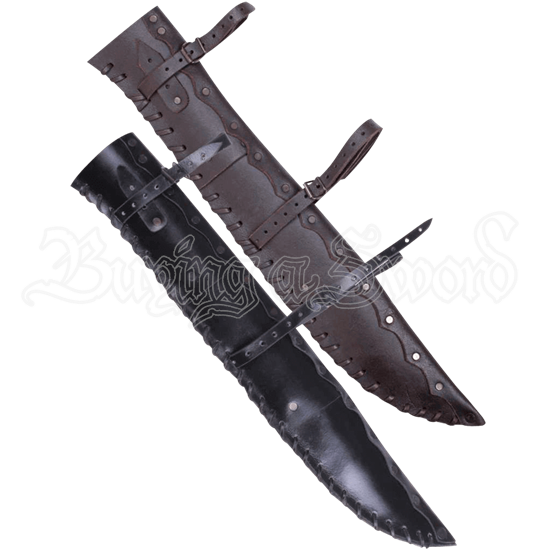 Felawen LARP Elven Short Sword Sheath