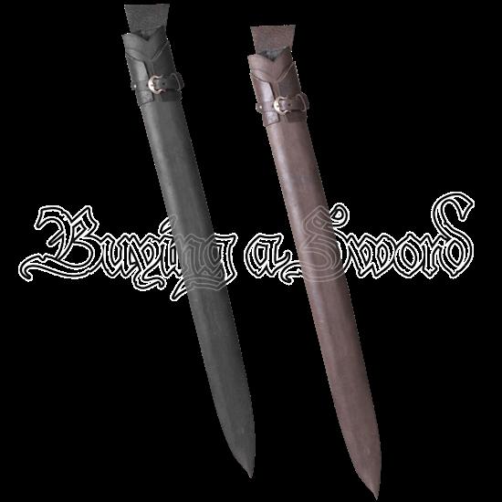 Henry LARP Sword Sheath