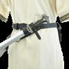 LARP Sword and Dagger Belt