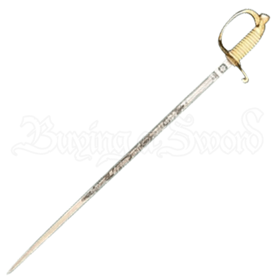 US Coast Guard Sword