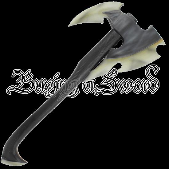Dark Elven LARP Axe