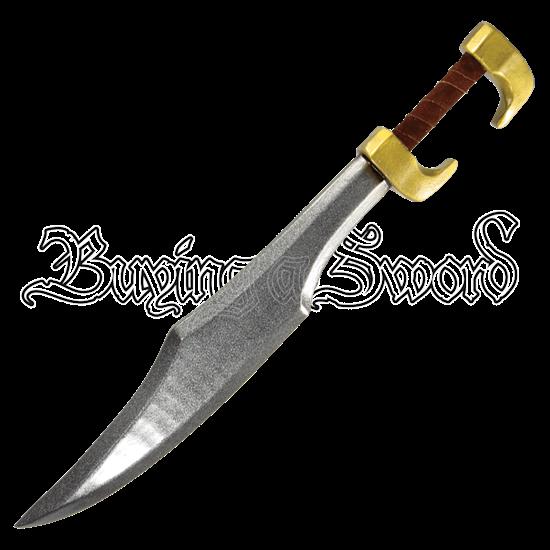 Leonidas Spartan LARP Sword