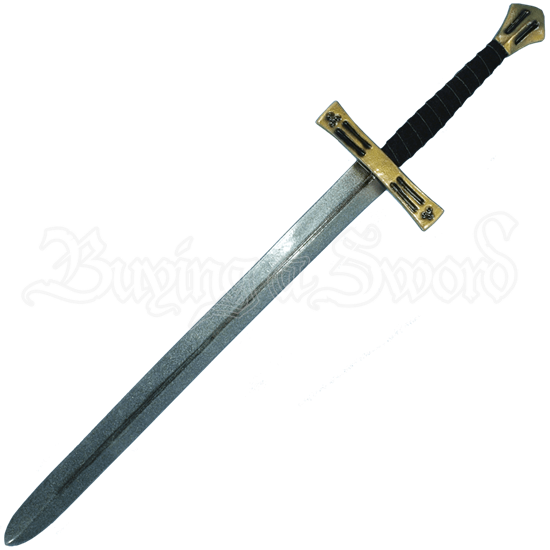 First Crusader LARP Sword