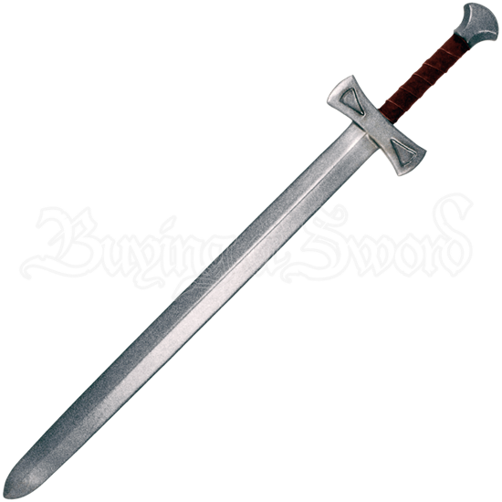 Ready For Battle Knight LARP Sword