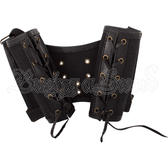 Ready For Battle Double Sword Harness