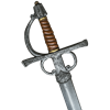 Medieval Knight LARP Rapier Sword