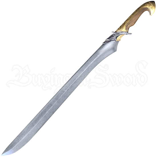 Elven Warrior LARP Sword