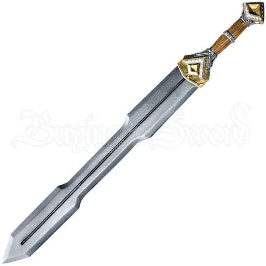 Dwarf Double Edge LARP Sword