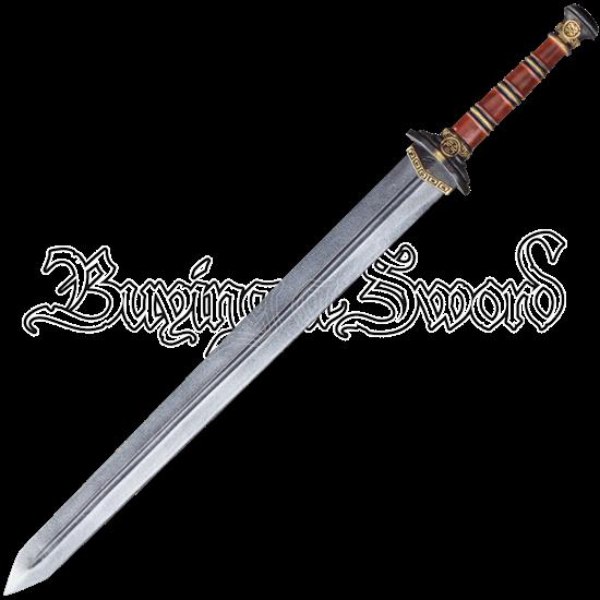 Jian LARP Sword