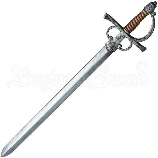 Medieval Knight LARP Long Rapier Sword