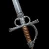Medieval Knight LARP Long Rapier Sword