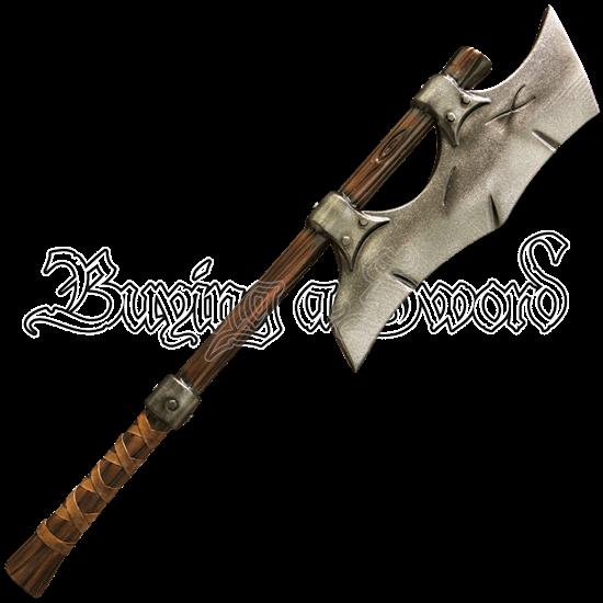 Orc LARP War Axe
