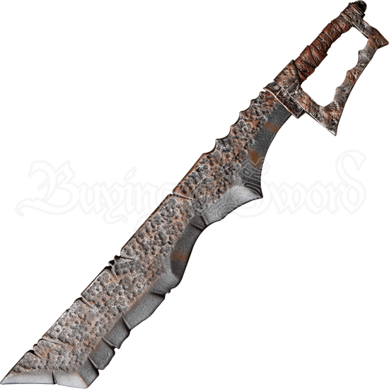 Orc Cleaver LARP Sword