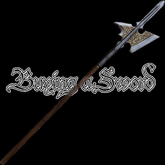 Kingsguard LARP Halberd