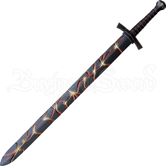 Inferno Footman LARP Sword