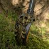 Ready For Battle LARP Skull Cutlass