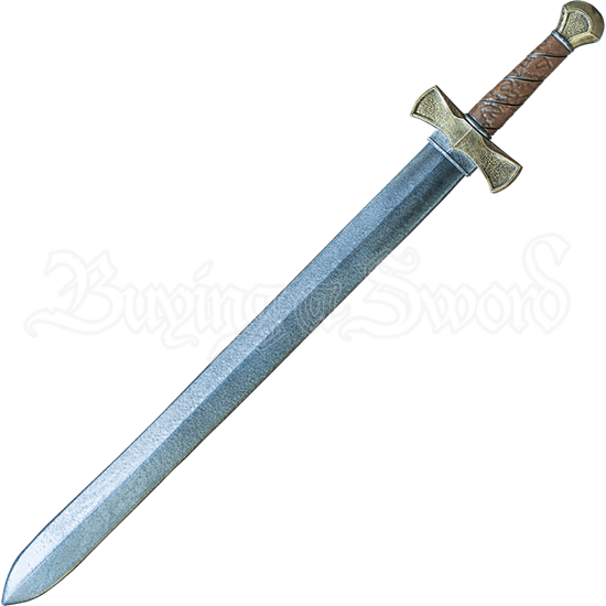 Ready For Battle Defender LARP Sword