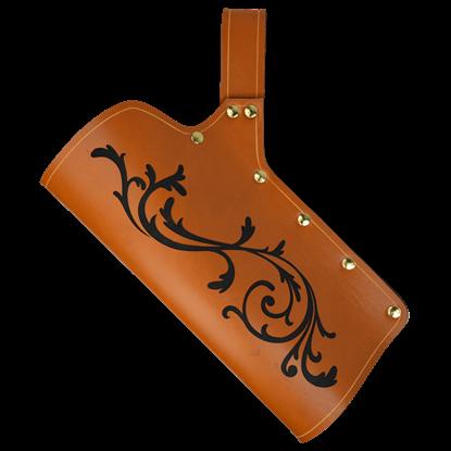 Elven Leather LARP Sword Hanger