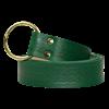 Embossed Celtic Ring Belt