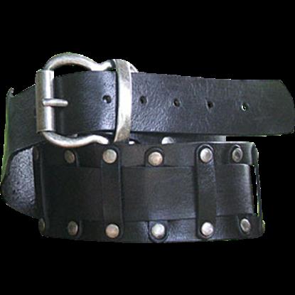 Doubled Norman Buckle Belt