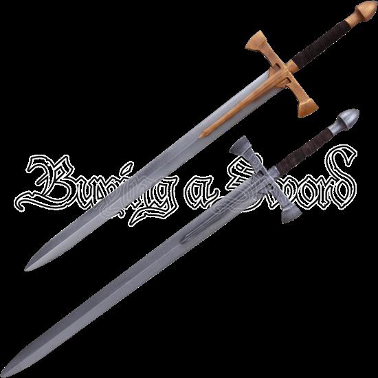 Gareth LARP Bastard Sword
