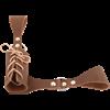 Universal Sword Frog - Brown